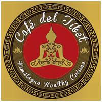 Restaurantes Café del Tíbet. Zaragoza. Logo